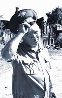 Проблемы ижевских пожарных начались сразу после отставки их бывшего руководителя Михаила Камалетдинова. Фото из архива «Д».