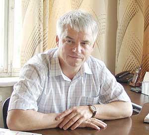 Руководитель Удмуртской Федеральной антимонопольной службы Михаил МАРЕННИКОВ